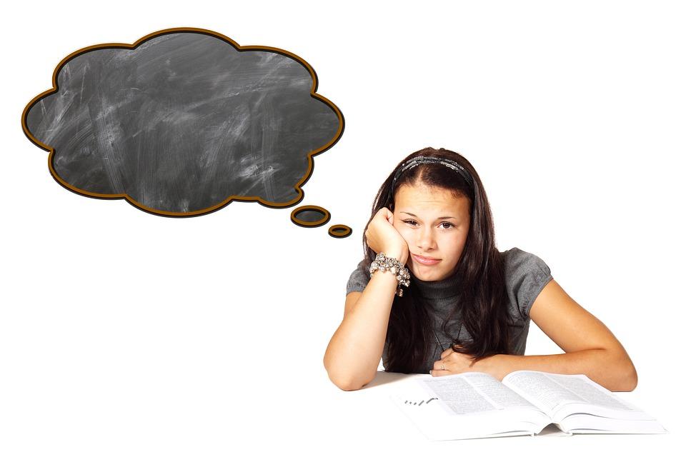 Superar o estresse é um dos maiores desafios de quem presta vestibular. Pequenos (e grandes) movimentos ajudam a enfrentar o problema. Foto: Pixabay