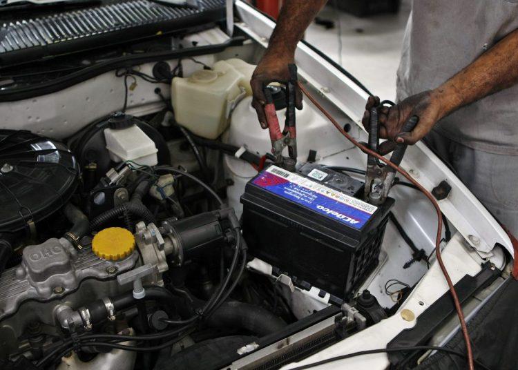 Bateria costuma ser mais exigida no inverno e pode apresentar problemas. Foto: Sergio Castro/Estadão