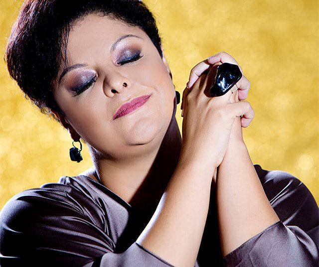 Fabiana Cozza, Dama Dourada