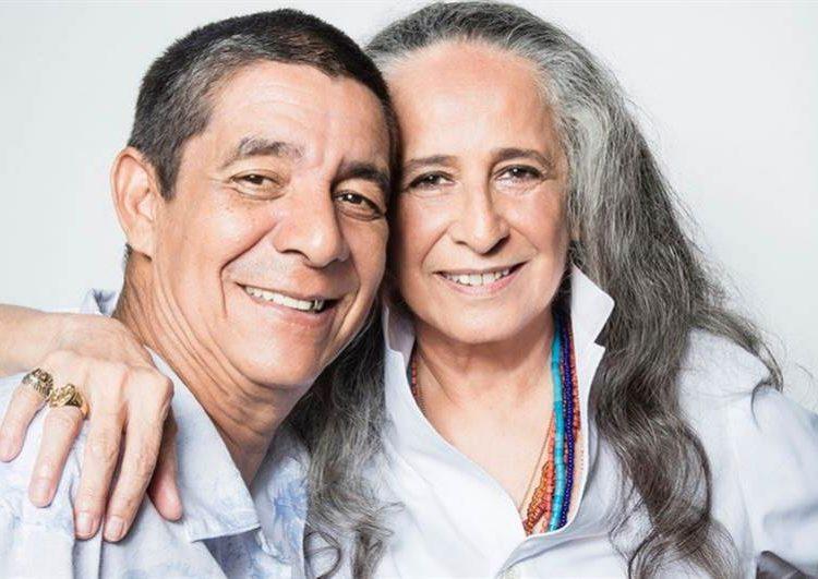 Maria Bethânia e Zeca Pagodinho apresentam-se juntos no Credicard Hall (R$ 200/R$ 700) no dia 8/12. As vendas começam no dia 17/7, pelo TicketsForFun. Foto: divulgação
