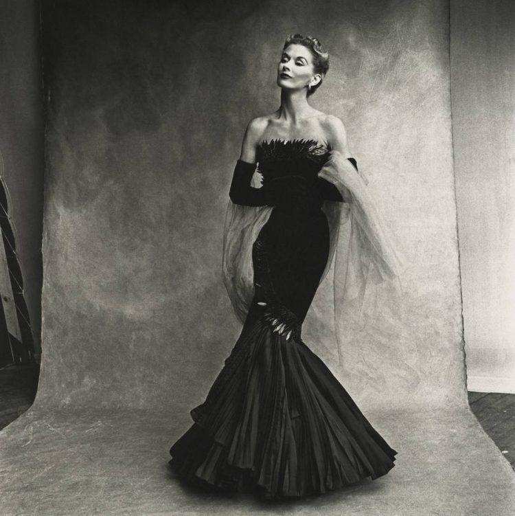 Foto: Irving Penn/Condé Nast (1950)