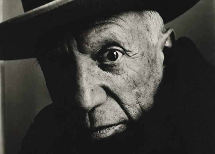 Foto Picasso: Fundação Irving Penn