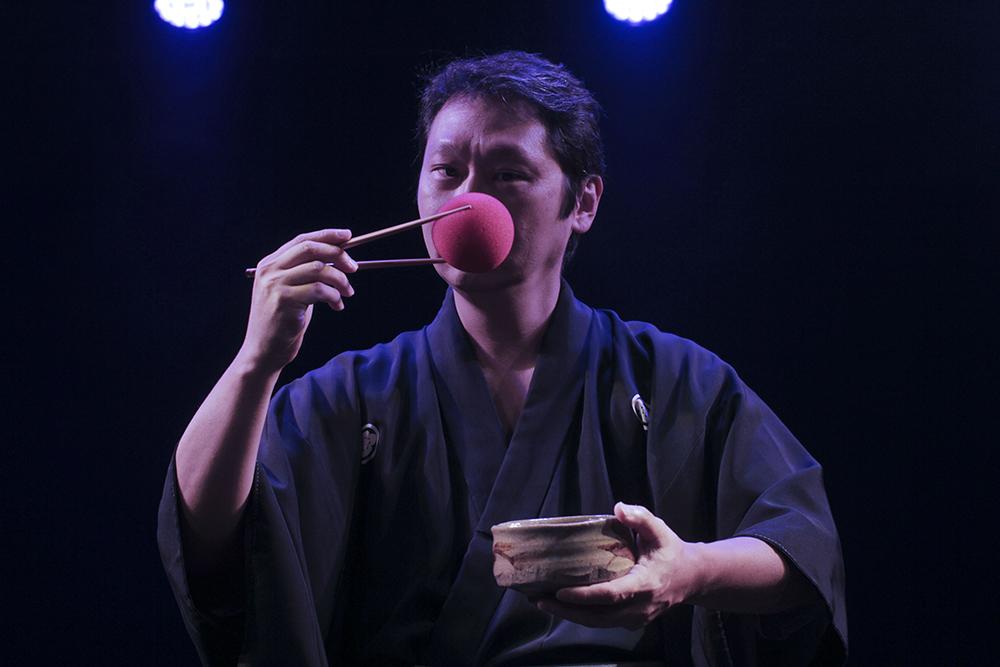 Wakatta-Gensô no Teatro Alfa: ilusão mágica