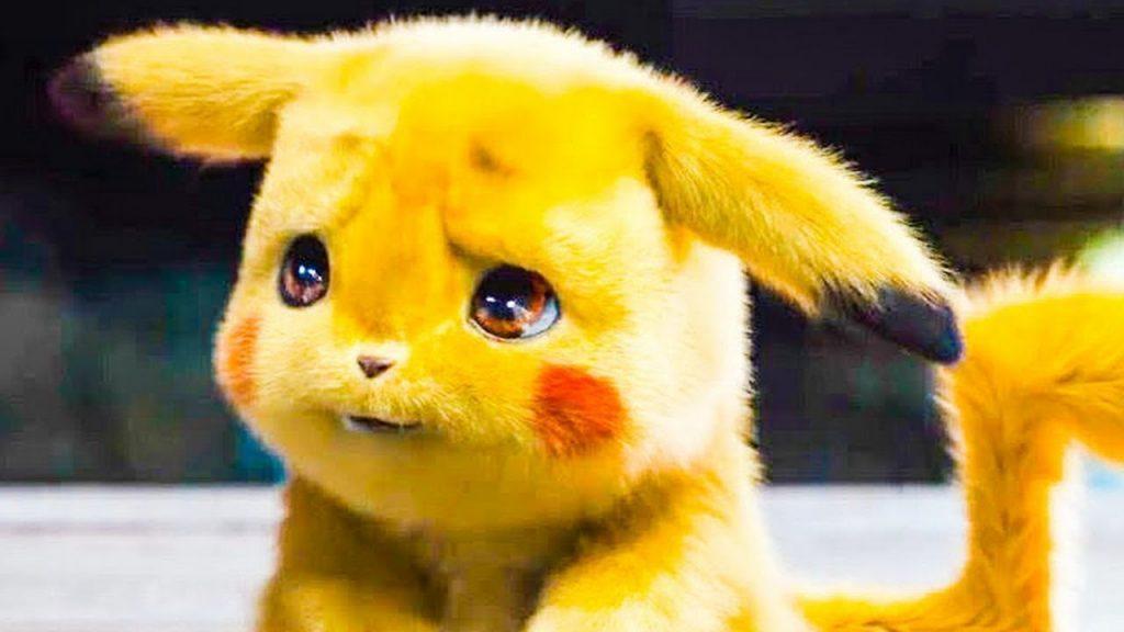 O detetive Pikachu. Foto: divulgação