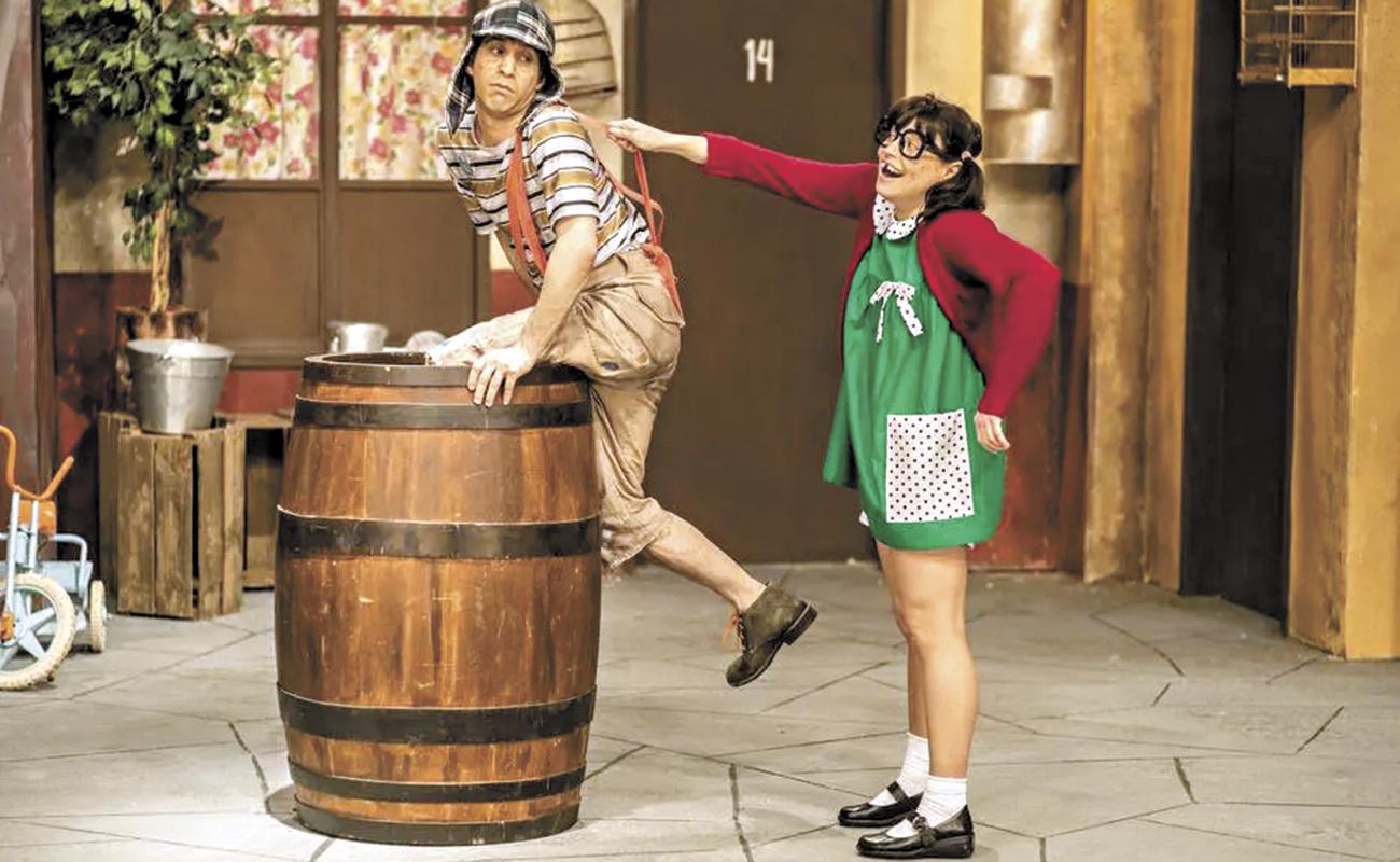 Musical da vila do Chaves estreia dia 23/8. Foto: divulgação