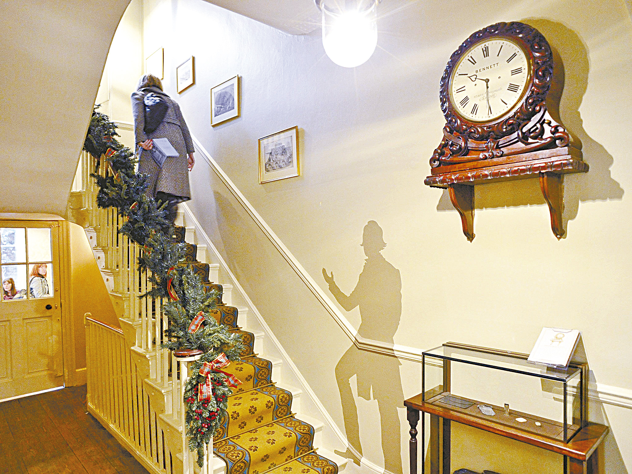 Na foto, Museu Charles Dickens, em Londres; Toby Melville/Reuters