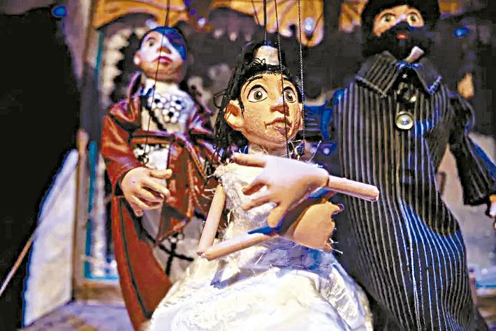 Tatianices. Teatro Sérgio Cardoso. R. Rui Barbosa, 153, Bela Vista, 3288-0136. Sáb., 15h; dom., 16h. R$ 20. Até 13/10. Foto: Bob Sousa