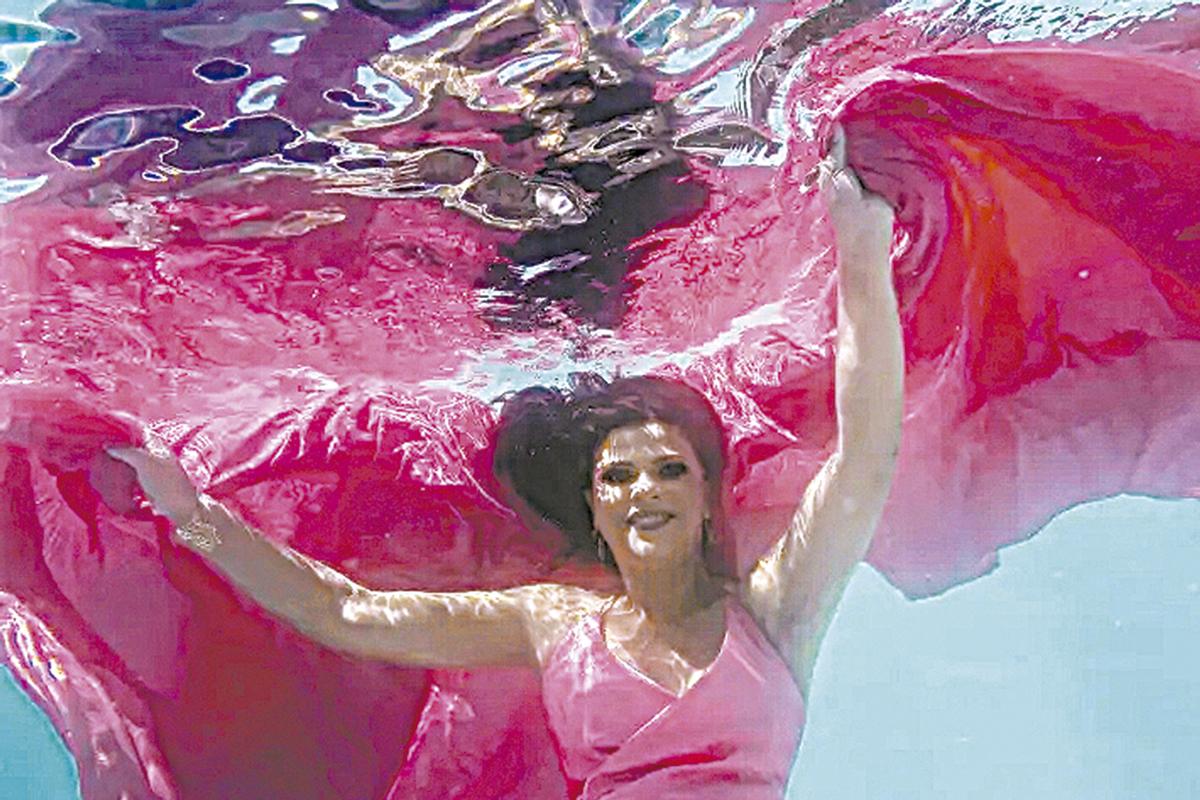 Cristina Patricia de Aguiar. O câncer de mama é um dos tipos de tumor mais comuns em mulheres Foto: Carla Durante