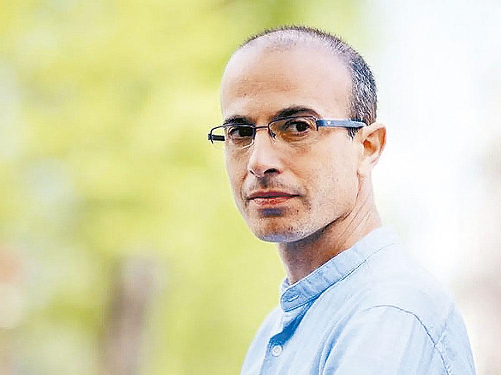 Yuval Harari. foto: Olivier Middendorp/Divulgação