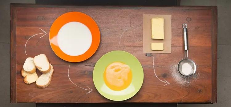 Ingredientes para fazer a rabanada perfeita. Foto: Daniel Teixeira/Estadão