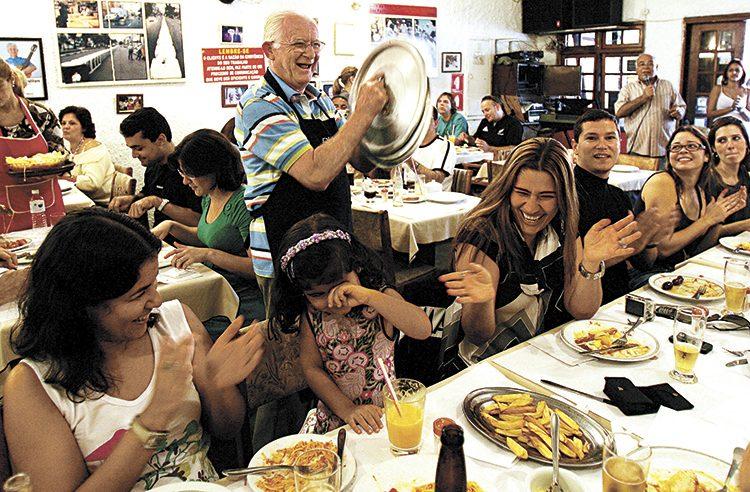 Cantina do 'Bixiga'. Foto: VALERIA GONCALVEZ/AE