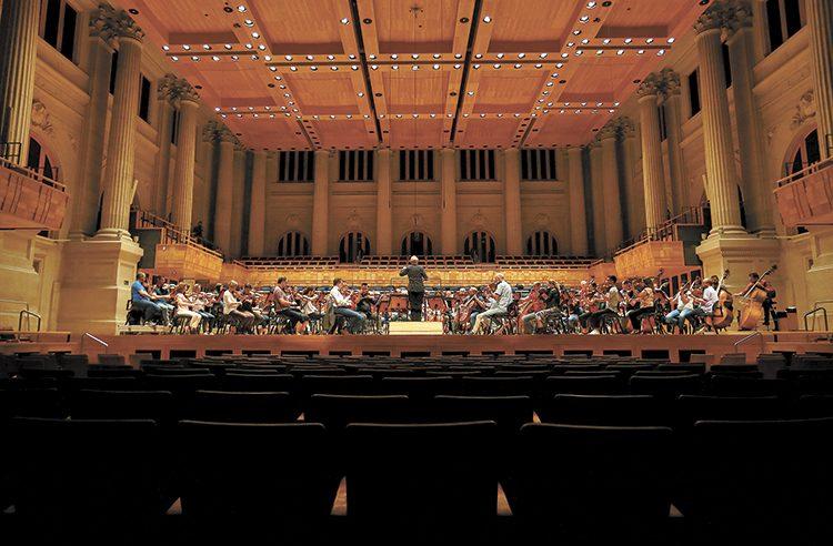 Concerto na Sala São Paulo. Foto: HÉLVIO ROMERO/ESTADÃO