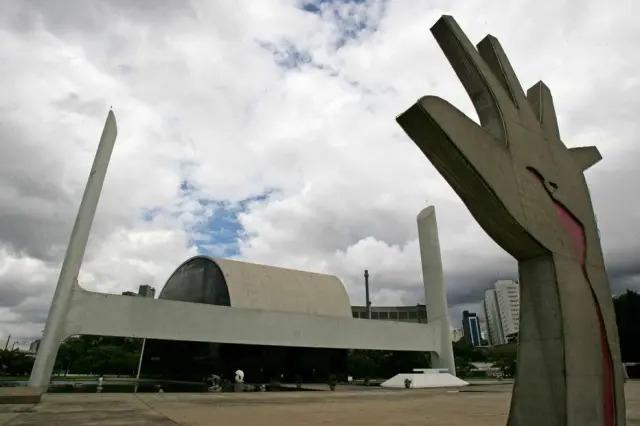 Memorial da América Latina. Foto: Estadão