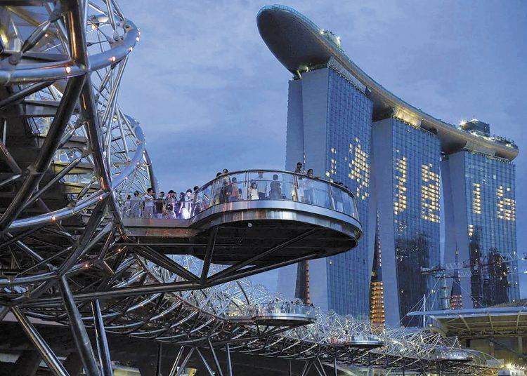 Cingapura. Edgar Su/Reuters