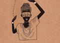 Nanquim sobre papel kraft: reprodução de obra de Beatriz Paiva publicada no Instagram da artista em 8 de junho de 2021. Crédito: Beatriz Paiva